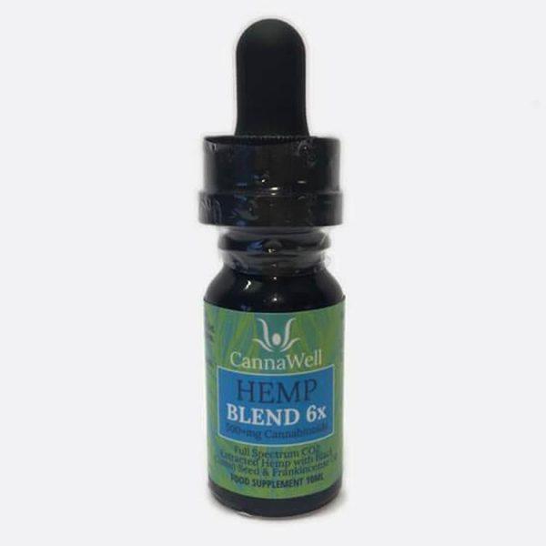 Hemp Blend Oil