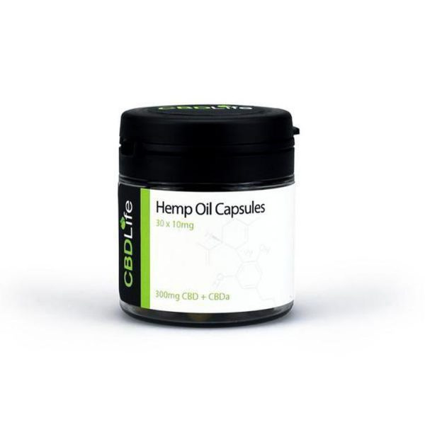 Hemp Oil Capsules 25mg