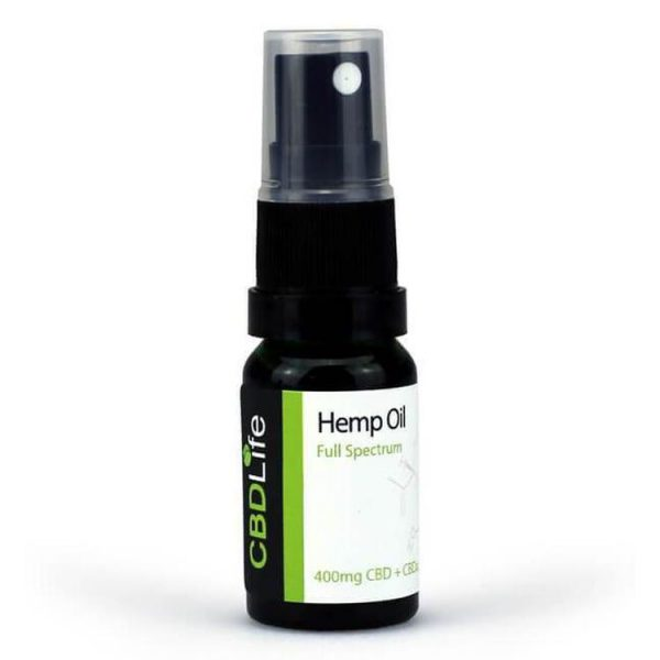 Full Spectrum Hemp Oil Spray