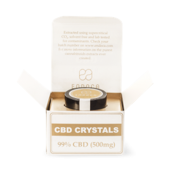 Cannabis Crystals 99%