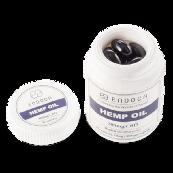 Hemp Oil Capsules 300