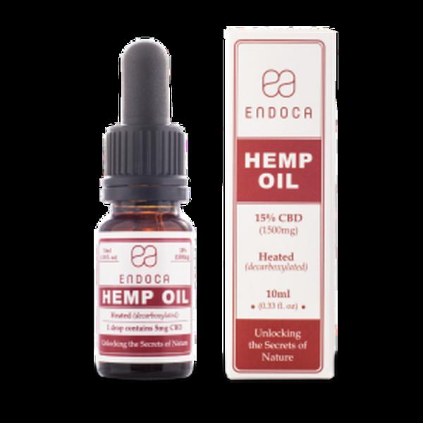 Hemp Oil 1500 mg