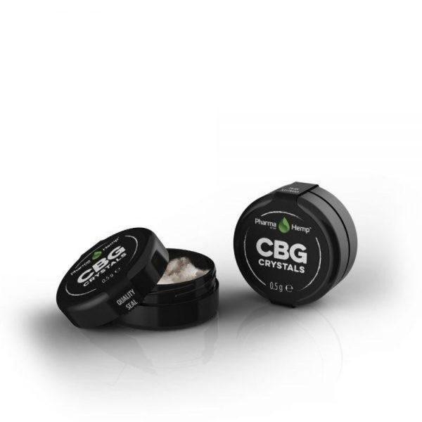 PharmaHemp CBG Crystals