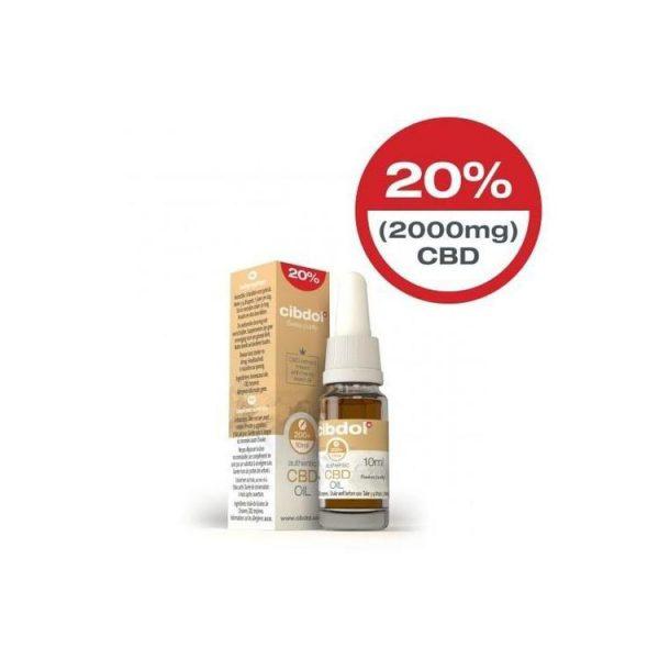 Hemp Seed Oil 20%