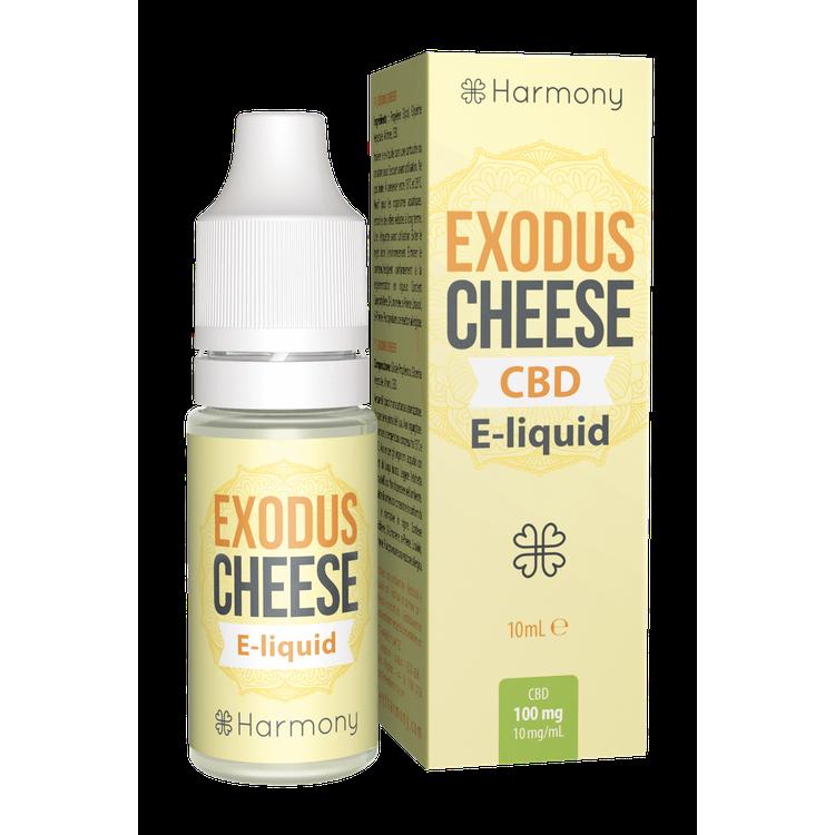 Harmony Exodus Cheese CBD