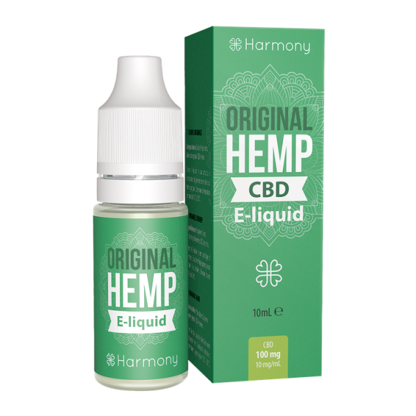 Original Hemp CBD E-Liquid