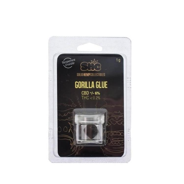 Hash - Gorilla Glue