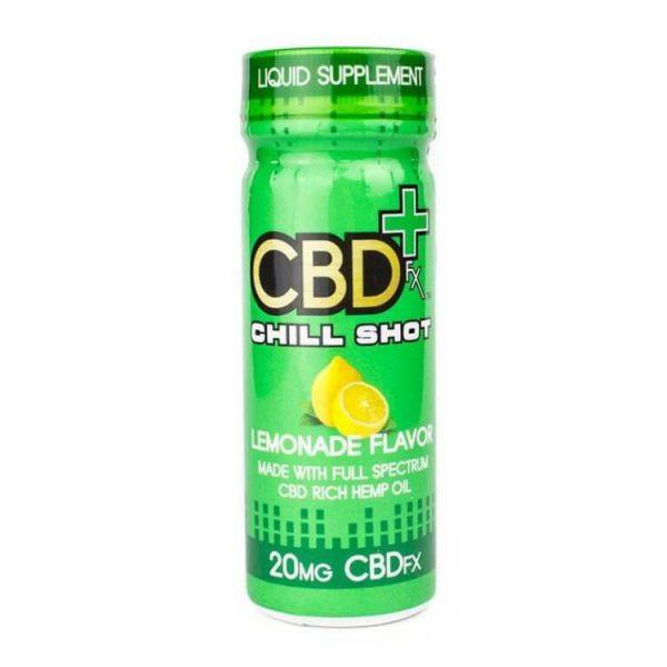 CBDfx-Lemonade-CBD-Chill-Shot-20-mg