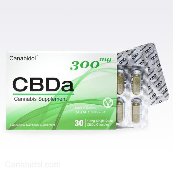 CBDa Oral Capsule
