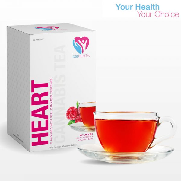 CBD Health Heart Support Tea