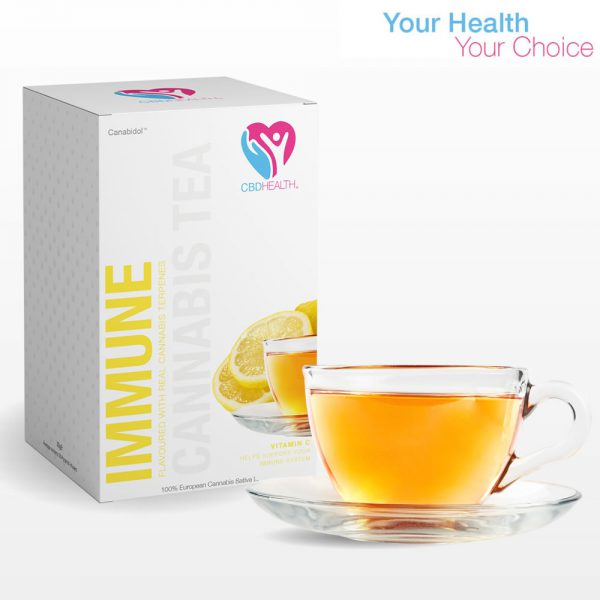 Health Immune Support Tea