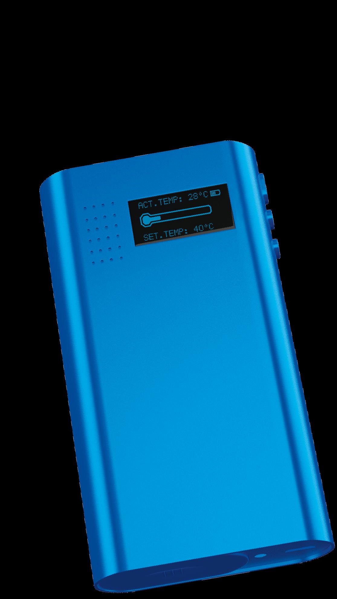 Flowermate portable vaporizer