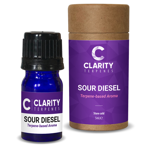 Clarity Terpenes Sour Diesel 5ml