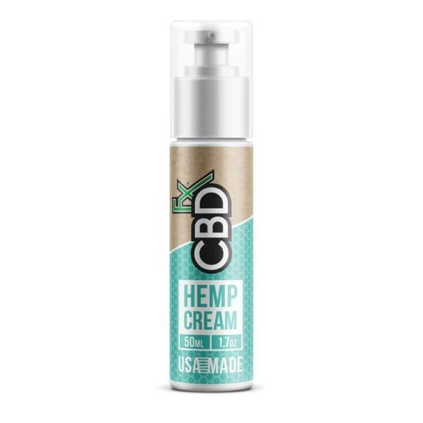 Hemp Cream 50ml CBD Lotion