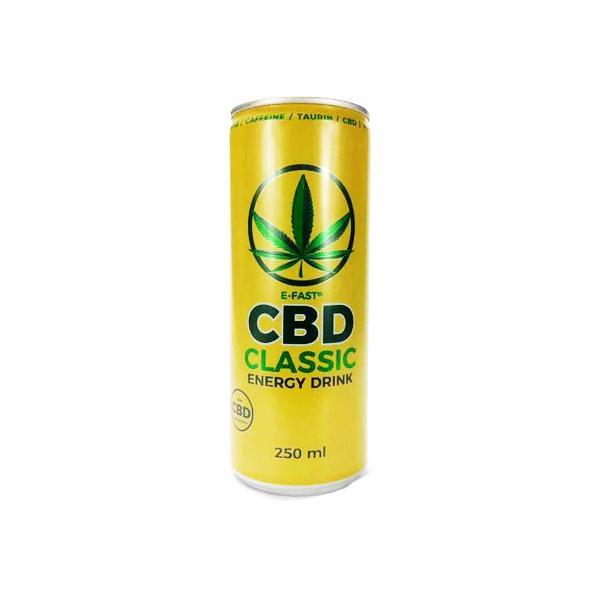 E-Fast CBD Classic Energy Drink 250ml