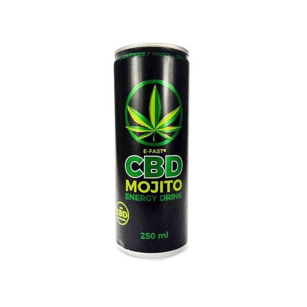 E-Fast CBD Mojito Energy Drink 250ml