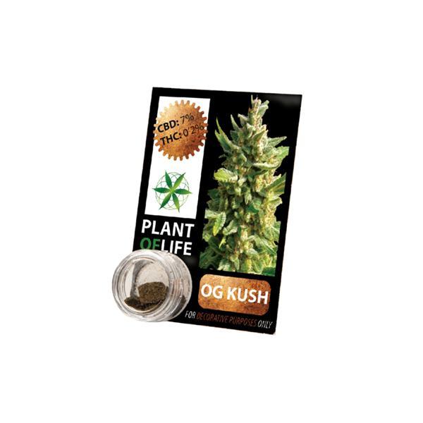 PLant of Life 7% OG Kush