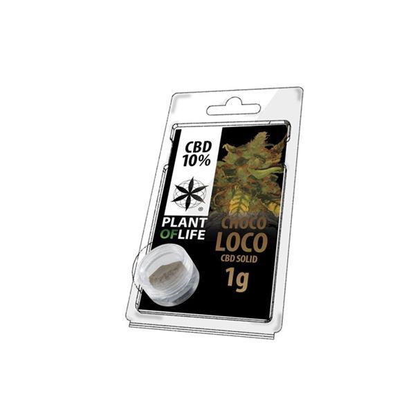 Plant of Life 10% CBD Chocoloco 1g
