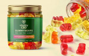 Vitality Gummy Bears 5mg
