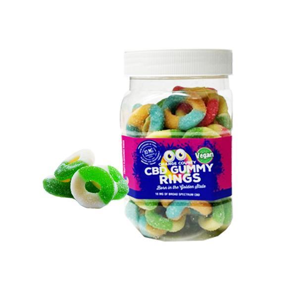 CBD Gummy Rings Large Pack