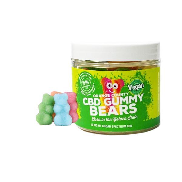 CBD Gummy Bears Small Pack
