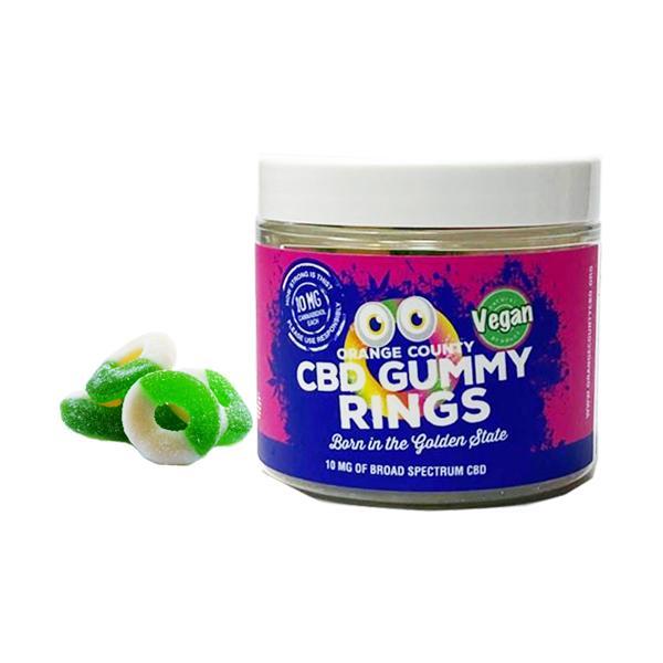 CBD Gummy Rings Small Pack