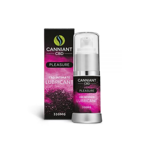 Canniant 330mg CBD Intimate Lubricant 15ml