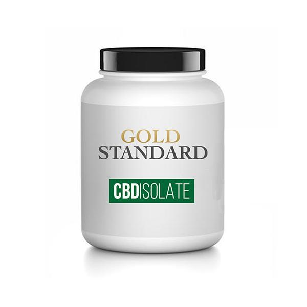 Bulk CBD Isolate 99.9% Pure USA Gold Standard Wholesale UK