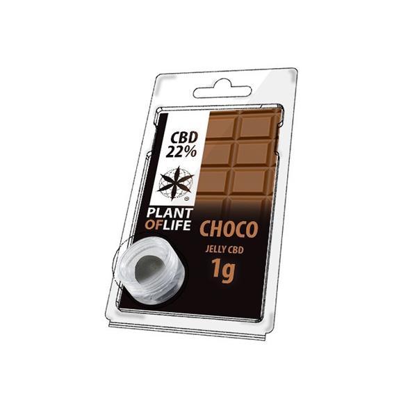 PoL CBD Jelly 1G Choco 22%