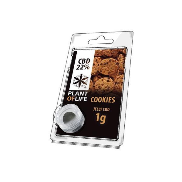 PoL CBD Jelly 1G Cookies 22%