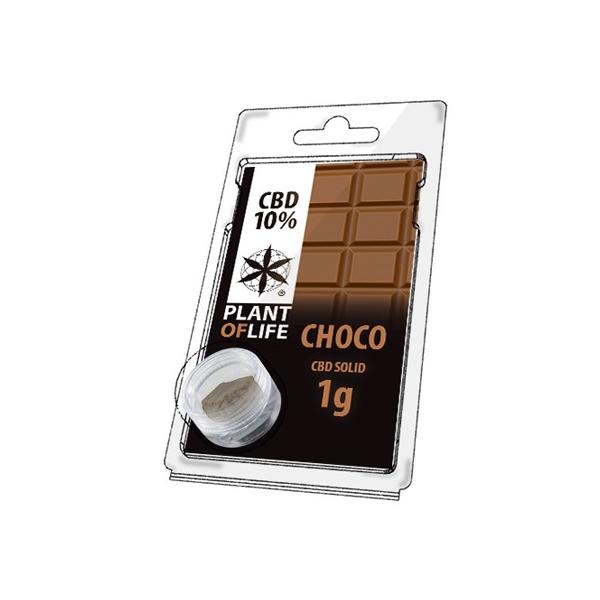 PoL CBD Hash 1g Chocolate 10%