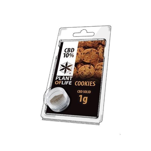 PoL CBD Hash 1g cookies 10%