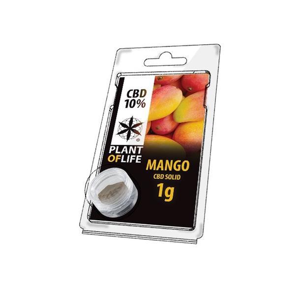 Pol CBD Hash 1g Mango 10%