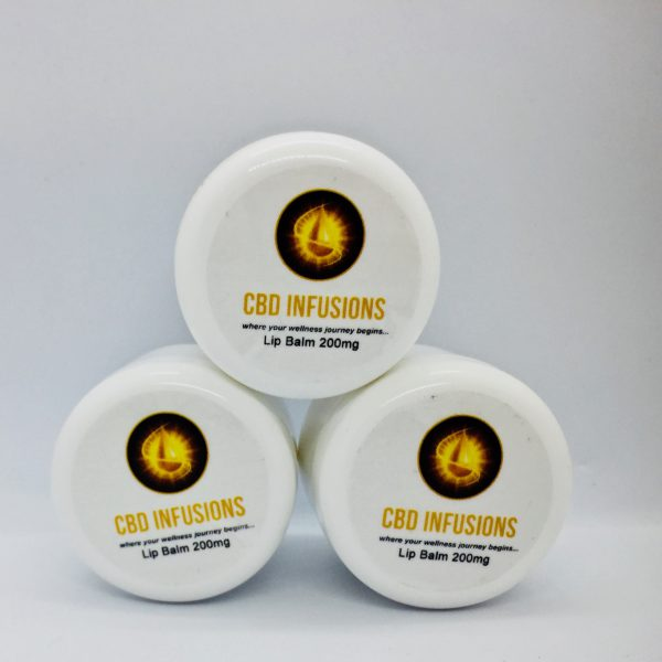 CBD Infusions CBD Lip Balm 200mg