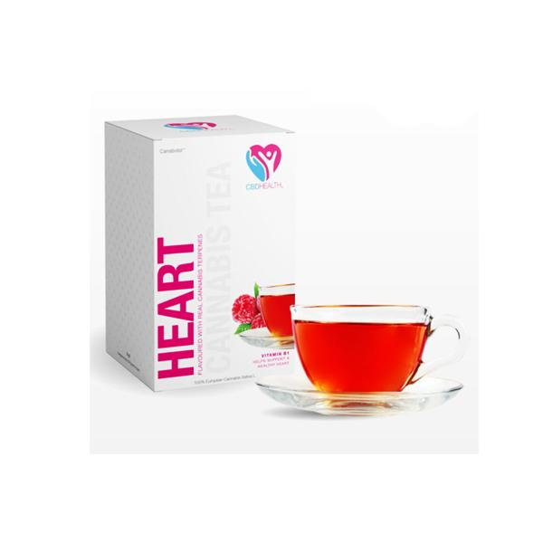 Canabidol Health CBD Tea Heart