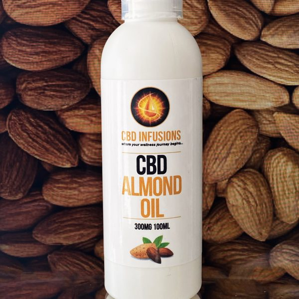 Almond Massage Oil 100ml