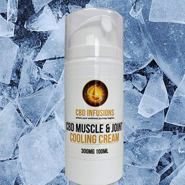 Cooling Skin Cream - 300mg CBD