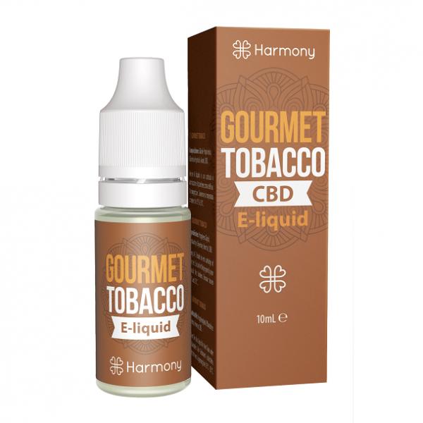 Gourmet Tobacco E-liquid