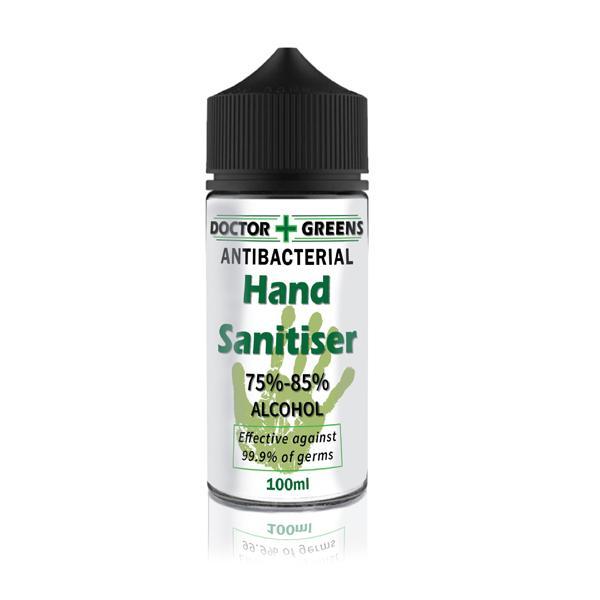Anti-Bacterial Hand Sanitiser Liquid
