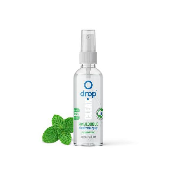 Drop Clean Disinfectant Spray