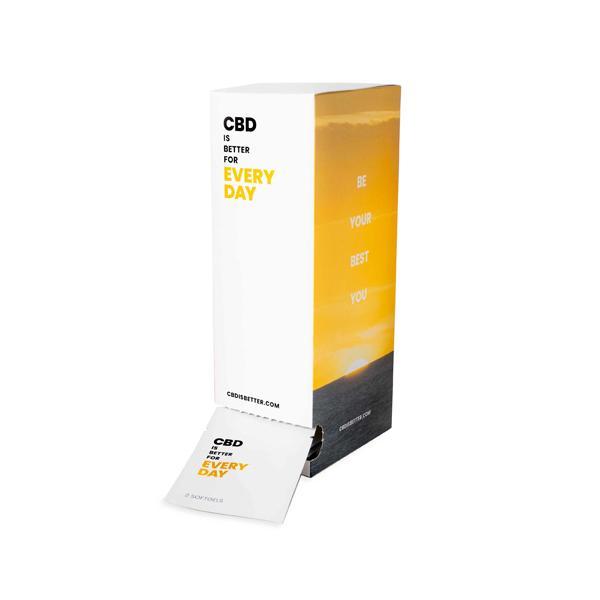CBD Is Better 25mg CBD Per Softgel - Every Day