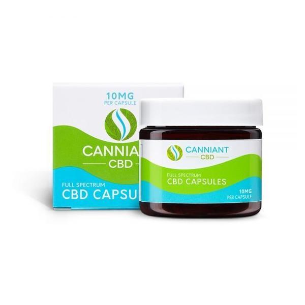 Canniant Full Spectrum 300mg CBD Capsules