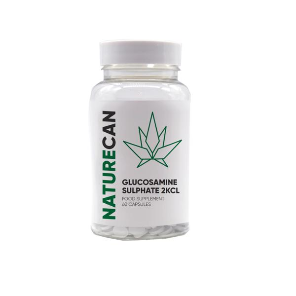 Glucosamine Sulphate 60 Capsules