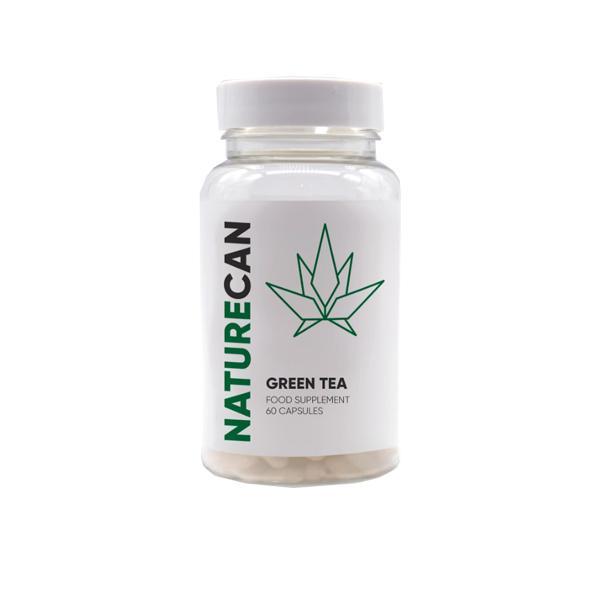 Green Tea Extract 60 Capsules