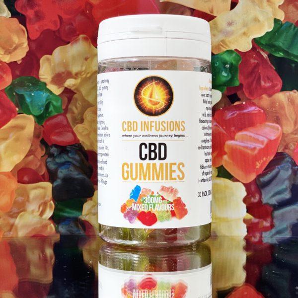 CBD Infusions Gummies