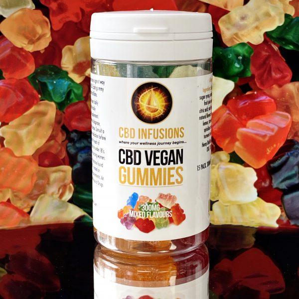 CBD Infusions Vegan Gummies