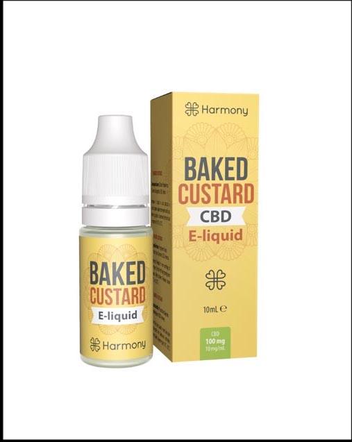 Baked Custard E-liquid