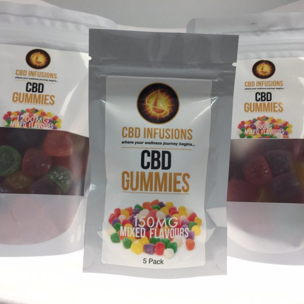 CBD Gummy Fruits