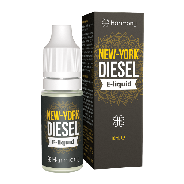 New York Diesel E-Liquid