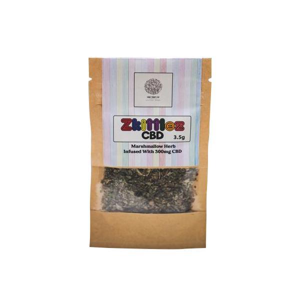 Zkittlez Marshmallow Herb Tea
